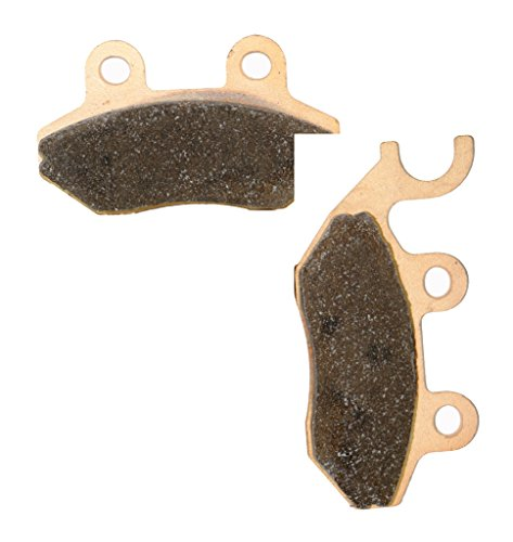 CNBK Front Sintered Brake Pad for TGB Street 125 Platform 06 06 2006 1 Pair(2 (06 Platform)