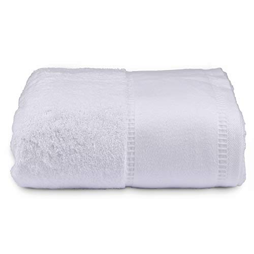 Plus Plush Towels | 40 X 90 Inch Oversize Bathroom Towel Sheet for Plus Size | Ultra Soft Luxury Feeling Extra Large Clearance Made of Soft Cotton (Extra Long Towels Bath)