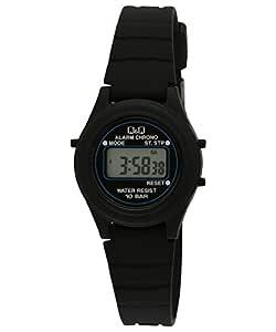 Q&Q Unisex Casual Watch LLA3J203Y Silicone Strap