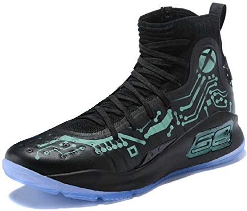 06b240cf3be UnderArmour Stephen Curry 4 Xbox More Power Limited Editon Basketball Shoes  for Men (7 UK