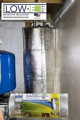 80 gallon water heater insulation - 6