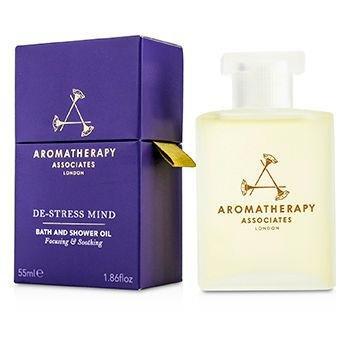 Aromatherapy Associates De-Stress Mind Bath and Shower Oil 1.86oz