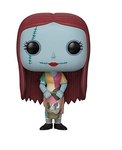 Funko Pop Disney: Nightmare Before Christmas - Sally with Basket Collectible Figure, Multicolor]()