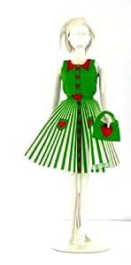 Dolly Ladybug : Hacer ropa para sus muñecas ... La Barbie más hermosa, será tuyo !