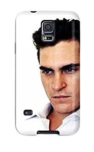 Andters Perfect Tpu Case For Galaxy S5/ Anti-scratch Protector Case (joaquin Phoenix )