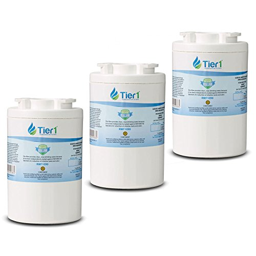 - Tier1 Replacement for Amana 12527304 WF401 Clean N Clear, 12527304, WF401S, WF401P, Kenmore 46-9014, 46-9904 Refrigerator Water Filter 3 Pack