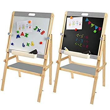 Kleinkindspielzeug Magnettafel Kreidetafel Schreibtafel Spielen