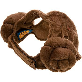 Princess Leia Cat Buns Pet Costume