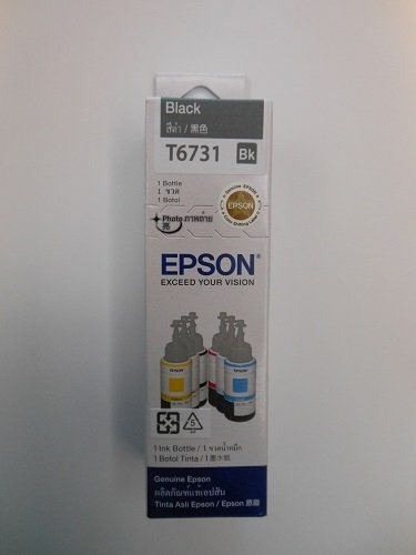 Ink T6731 Black for EPSON L800 ()