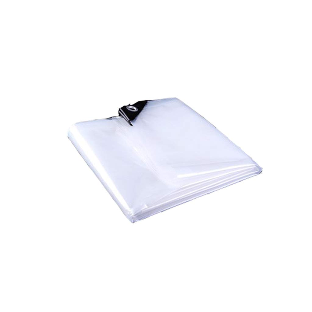 11M Tarpaulin Tarpaulin Thick Canvas Waterproof Sunscreen Rainproof Cloth Outdoor Shade Awning Cloth Canopy (Size   3  3M)