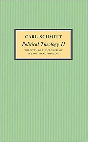Image result for political Theology II
