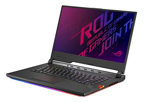 "Asus ROG Strix Scar III (2019) Gaming Laptop, 15.6"" 240Hz IPS Type FHD"