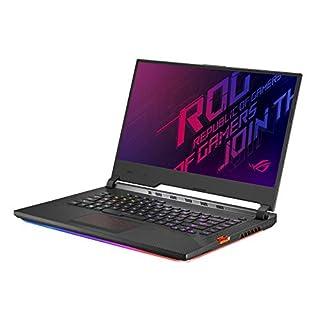 "Asus ROG Strix Scar III (2019) Gaming Laptop, 15.6"" 240Hz IPS Type Full HD, NVIDIA GeForce RTX 2070, Intel Core i7-9750H, 16GB DDR4, 1TB PCIe Nvme SSD, Per-Key RGB KB, Windows 10, G531GW-DB76"