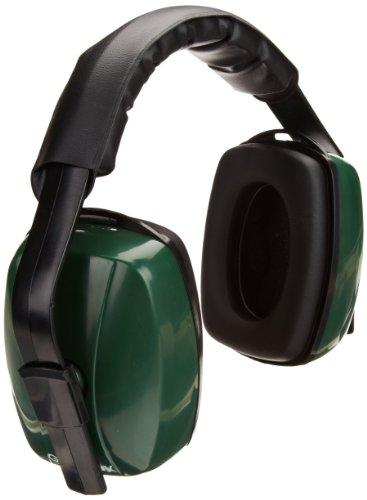 Gateway Safety 95134 SoundDecision 3-Position Di-Electric Earmuff, - Three Position Earmuff