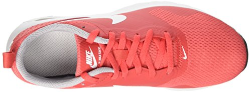 Nike Air Max Tavas Gs - Zapatillas de running Niños Rojo (Track Red/white-wolf Grey Black)