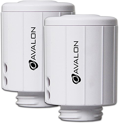 Avalon Replacement Filter for Updated Ultrasonic LED Humidifiers (Models: A2HUMIDIFIERBLUE/A4-LEDHUMIDIFIER) - 2 Pack