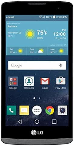 LG Risio 4G LTE Cricket Wireless Titan 4.5