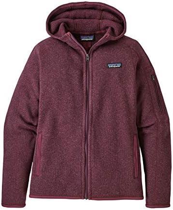 Patagonia Better Sweater Hoody Jacket Women Kapuzen