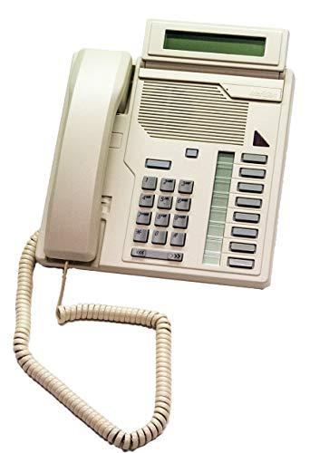 Nortel Meridian M2008 Display Phone Ash (Certified Refurbished)