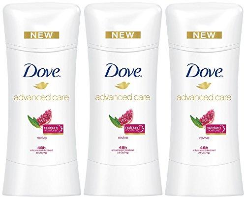 Dove Advanced Care Anti-Perspirant Deodorant, Revive 2.6 Oz(Pack of (Verbena Deodorant)