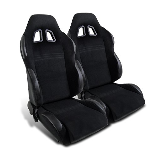 Spec-D Tuning RS-501-2 Racing Seat (00 Honda Civic Racing)