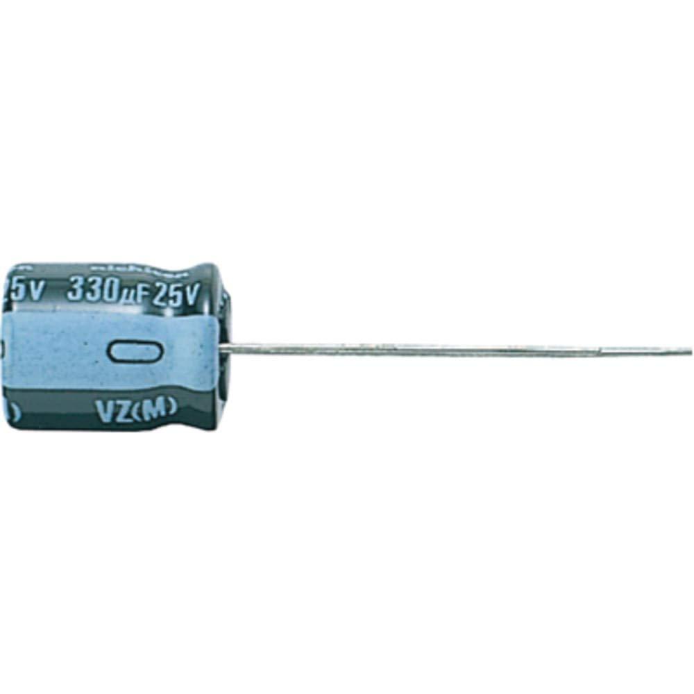 Capacitor; Aluminum Electrolytic; Cap 4700uF 20% Radial 12.5X25 LS 5mm, Pack of 100