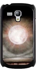 Funda para Samsung Galaxy S3 Mini (GT-I8190) - En El Lado Equivocado / Sol by Rouble Rust