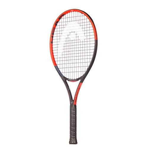 HEAD Radical Jr Tennis Racquet - Beginners Pre-Strung Light Balance Kids Racket - 26