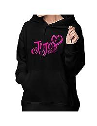 Long Sleeve Jojo Siwa (1) Fashion Lady Hoodie Sweater