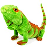 VIAHART Iago The Iguana | 32 Inch (with Tail!) Stuffed Animal Plush Lizard | by Tiger Tale Toys