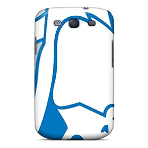 Awesome Design Detroit Lions Hard Case Cover For Galaxy S3