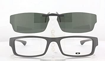 45fbff387e Amazon.com  OAKLEY SERVO-OX1066-51X18 CLIP-ON (Frame NOT Included ...