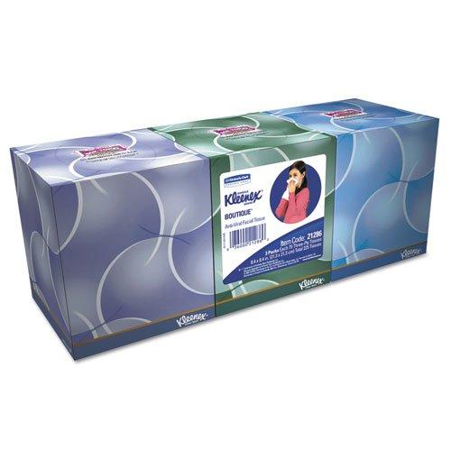 Customer contact plan for facial tissue kleenex had