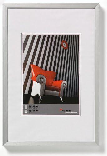 A4 Alu Bilderrahmen Chair silber