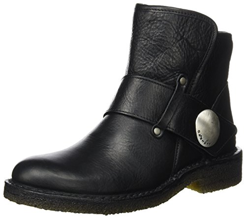 Ca'shott Women's A14065 Biker Boots Schwarz (Black Tomcat) with mastercard cheap price low price online w9Vf3Qhi