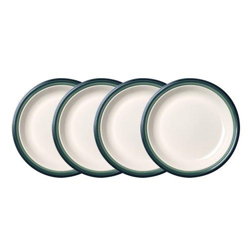 Pfaltzgraff Ocean Breeze Dinner Plate (10-1/4-Inch, Set of 4) ()