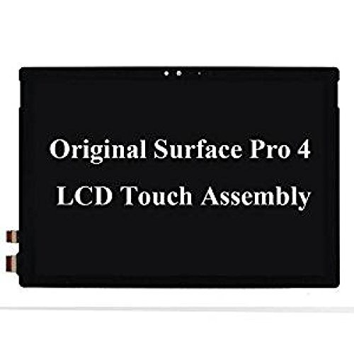 Find Discount Microsoft Surface Pro 4 1724 V1.0 12.3 LCD Display Touch Screen Digitizer Assembly