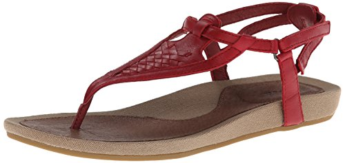 Teva Womens Capri Sandals Red Rhubarb Size: 36: Amazon.co.uk: Shoes & Bags