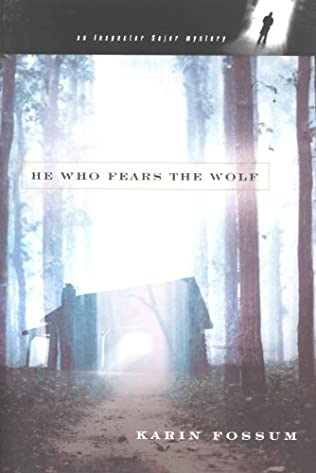 book cover of He Who Fears the Wolf