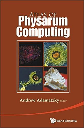 Atlas of Physarum Computing