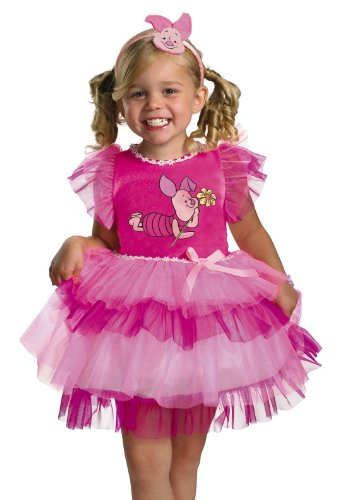 Frilly Piglet Costume (12-18 -