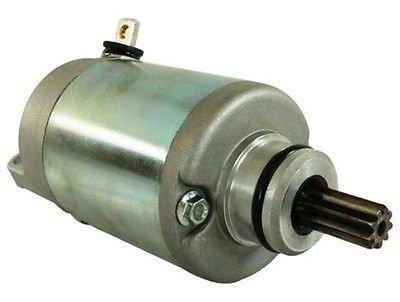 Crank-n-Charge 18791N Suzuki GSX-R 600 Replacement Starter