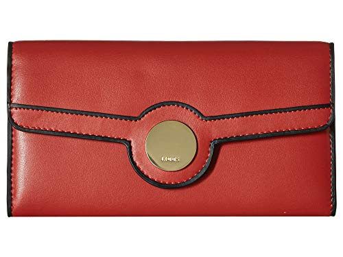 Lodis Accessories Women's Rodeo RFID Luna Clutch Wallet Brick One Size ()