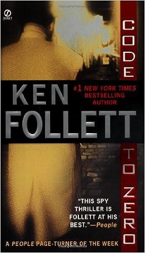 Ken Follett - Code To Zero Audiobook Free Online