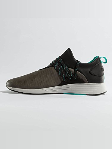 mint grey dark Herren Sneaker DELRAY PROJECT OqCwFxfC