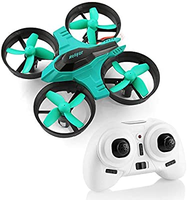 HELIFAR Mini Drone , F36 Mini RC Drone 2.4G 4 Canales 6-Axis Gyro ...