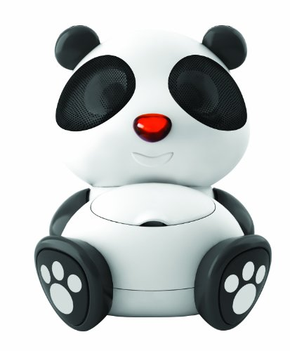 Electric Friends Sing Sing the Panda Speaker Docking Station for iPod and iPhone by Electric Friends