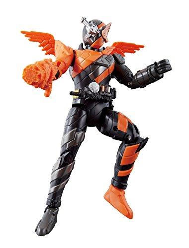 Bandai Kamen Rider Build Bottle Change Rider Series 03 Kamen Rider Build Hawk Gatling Form