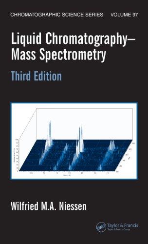 Liquid Chromatography-Mass Spectrometry (Chromatographic Science Series Book 97)