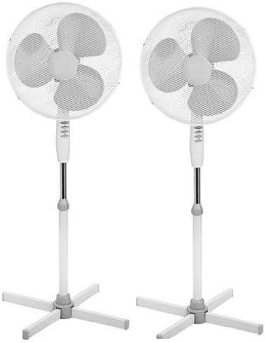 2 unidades! Ventilador de pie ventilador precio especial!: Amazon ...